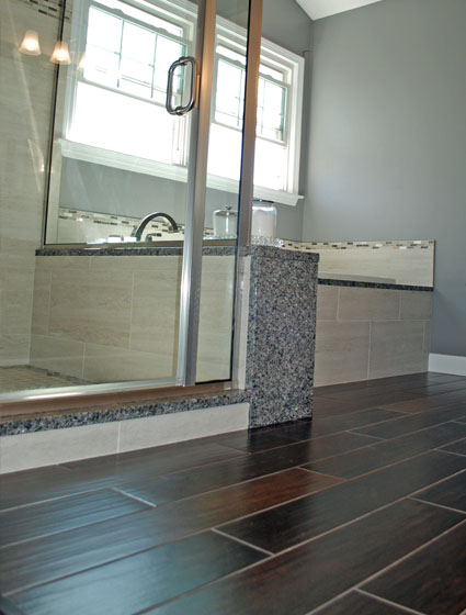 hardwood tile flooring