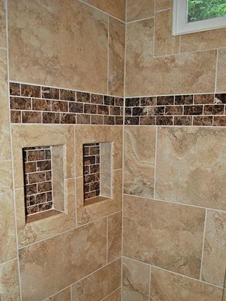 Tub Surround | Shower | Tile Wall Installation
